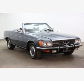 1973 Mercedes-Benz 450SL for sale 101307173
