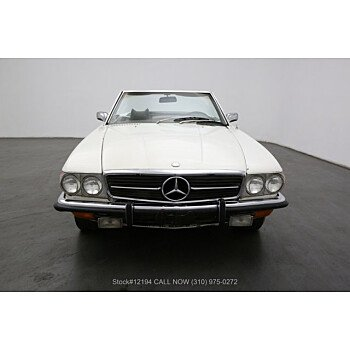 1973 Mercedes-Benz 450SL for sale 101364511