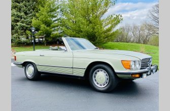 1973 Mercedes-Benz 450SL for sale 101517711