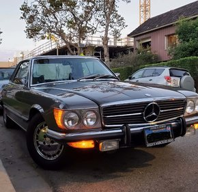 1973 Mercedes-Benz 450SLC for sale 101406558