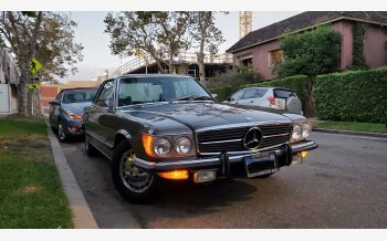 1973 Mercedes-Benz 450SLC for sale 101406558