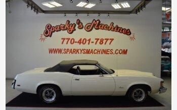 1973 Mercury Cougar for sale 101194800