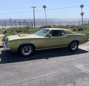 1973 Mercury Cougar XR7 for sale 101463442