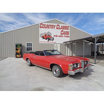 1973 Mercury Cougar for sale 101045189