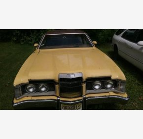 1973 Mercury Cougar XR7 for sale 100900306
