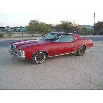 1973 Mercury Cougar XR7 for sale 100968810