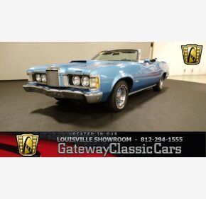 1973 Mercury Cougar for sale 101033856