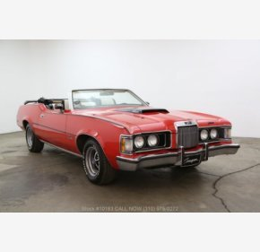 1973 Mercury Cougar for sale 101041778
