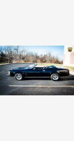 1973 Mercury Cougar for sale 101063959