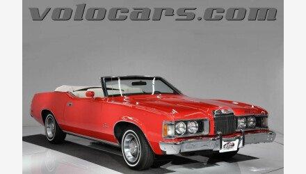 1973 Mercury Cougar for sale 101184996