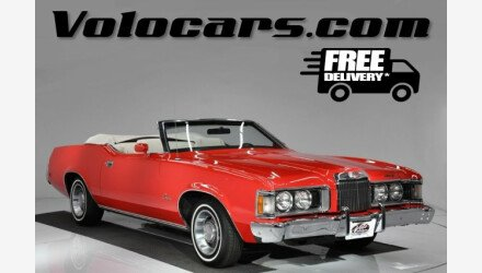 1973 Mercury Cougar for sale 101184996