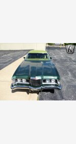 1973 Mercury Cougar for sale 101187104