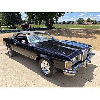 1973 Mercury Cougar for sale 101198231
