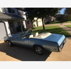 1973 Mercury Cougar for sale 101234434