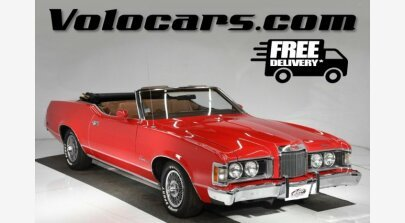 1973 Mercury Cougar for sale 101296956