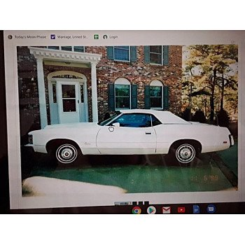 1973 Mercury Cougar for sale 101361522