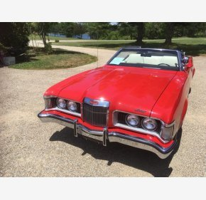 1973 Mercury Cougar for sale 101371679