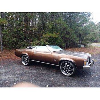 1973 Mercury Cougar for sale 101411891