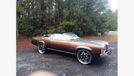1973 Mercury Cougar for sale 101413066