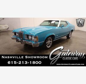 1973 Mercury Cougar for sale 101418142