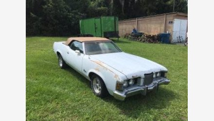 1973 Mercury Cougar for sale 101442691