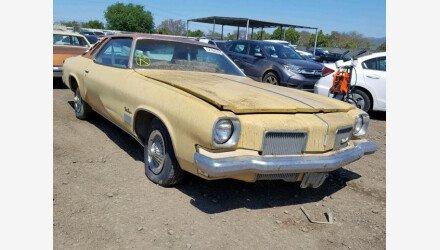 1973 Oldsmobile Cutlass for sale 101129009