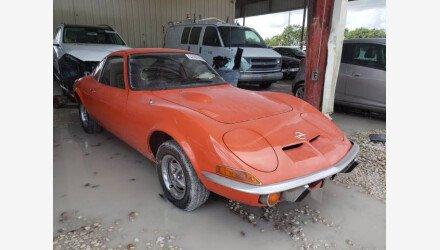 1973 Opel GT for sale 101393610