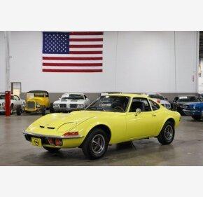 1973 Opel GT for sale 101397119