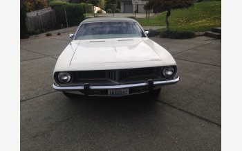 1973 Plymouth Barracuda for sale 101441015