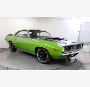 1973 Plymouth Barracuda for sale 101490666