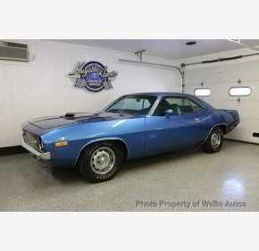 1973 Plymouth Barracuda for sale 101027623