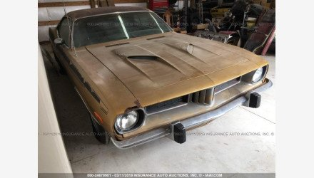 1973 Plymouth Barracuda for sale 101110457