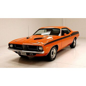 1973 Plymouth Barracuda for sale 101214322