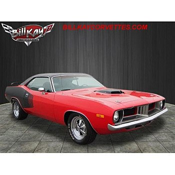1973 Plymouth Barracuda for sale 101305889