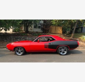 1973 Plymouth CUDA for sale 101306018