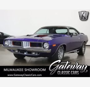 1973 Plymouth CUDA for sale 101462262