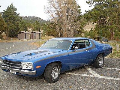1973 Plymouth Roadrunner for sale 100864930