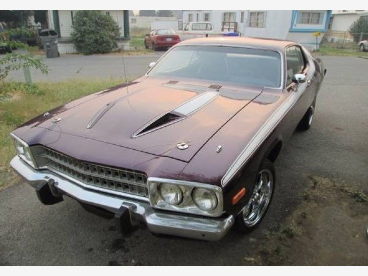 1973 Plymouth Roadrunner for sale near Woodland Hills