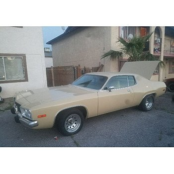 1973 Plymouth Satellite for sale 100975162