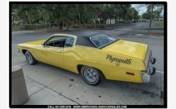 1973 Plymouth Satellite for sale 100982590