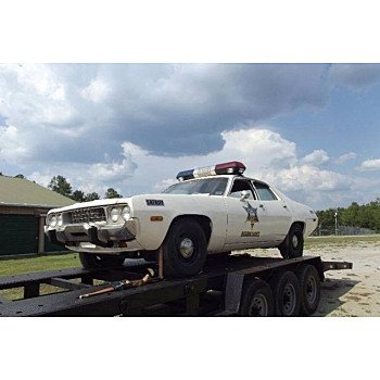 1973 Plymouth Satellite for sale 101585860