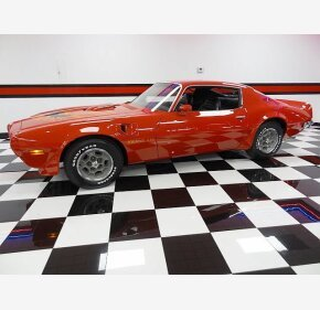 1973 Pontiac Firebird for sale 101363529