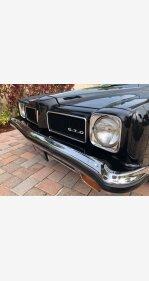 1973 Pontiac GTO for sale 101313275