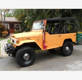 1973 Toyota Land Cruiser for sale 100821812