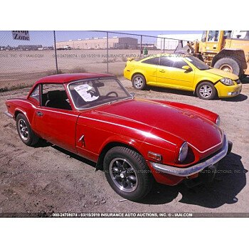 1973 Triumph Spitfire for sale 101109578