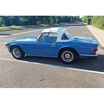 1973 Triumph TR6 for sale 101001209