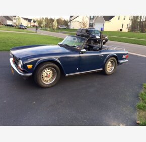 1973 Triumph TR6 for sale 101136788