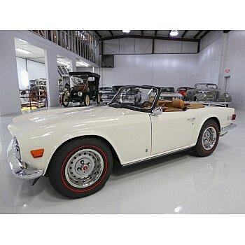 1973 Triumph TR6 for sale 101211341