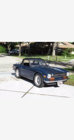 1973 Triumph TR6 for sale 101306102
