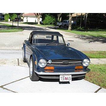 1973 Triumph TR6 for sale 101306102